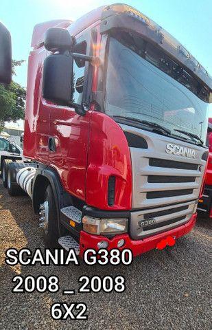 Scania g380 g420 volvo 440 460 r380 man iveco mb carretas - Foto 13
