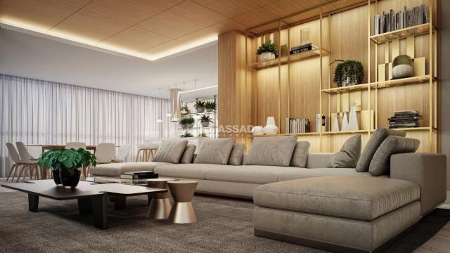 Apartamento à venda com 3 dormitórios em Ecoville, Curitiba cod:AP0085 - Foto 2