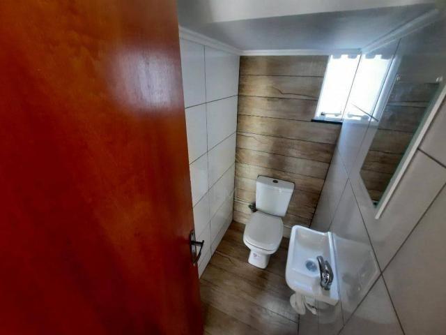 Sobrado de 2 dormitórios ,1 escritório no sitio cercado. - Foto 10