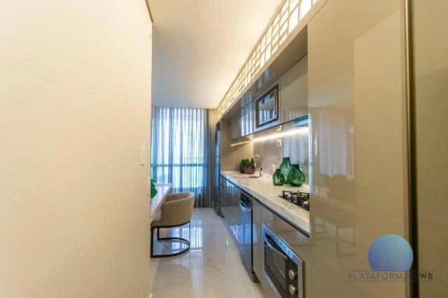 Apartamento com 2 dormitórios à venda por R$ 780.700,00 - Mercês - Curitiba/PR - Foto 10