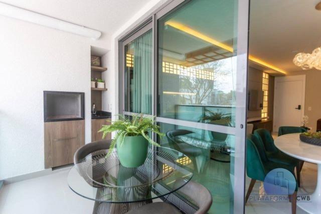 Apartamento com 2 dormitórios à venda por R$ 780.700,00 - Mercês - Curitiba/PR - Foto 7