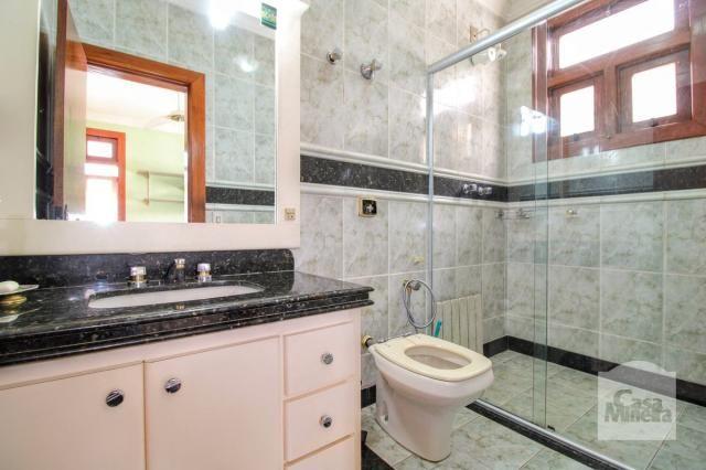 Casa à venda com 5 dormitórios em Castelo, Belo horizonte cod:277001 - Foto 20