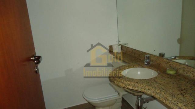 Apartamento com 4 dormitórios para alugar, 155 m² por R$ 2.500,00/mês - Jardim Irajá - Rib - Foto 15