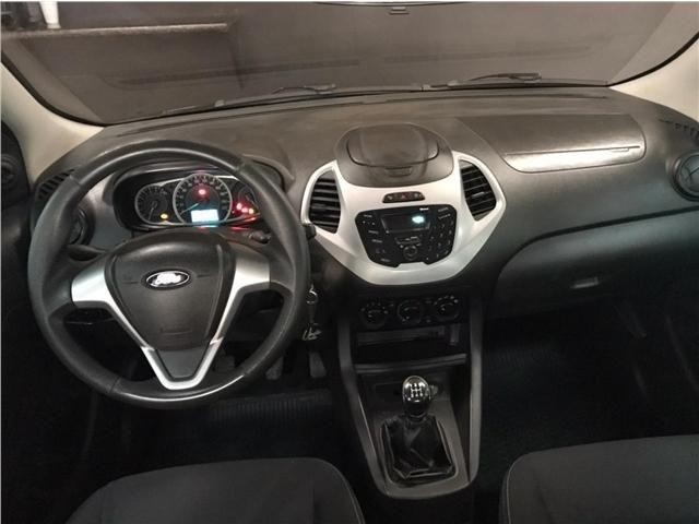 Fiat Palio 1.0 mpi attractive 8v flex 4p manual - Foto 6