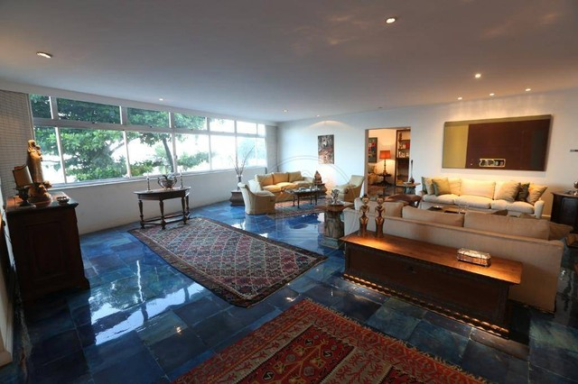 ATLÂNTICA, Posto 4! Clássico apartamento frontal mar, sol manhã, 677 m², 3 vagas! - Foto 3