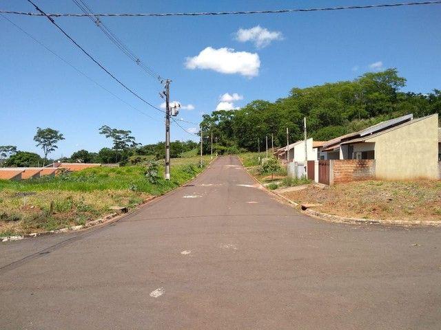 Terreno 192 metros quitado 15 mil Jd Bela vista Pérola no Paraná - Foto 3