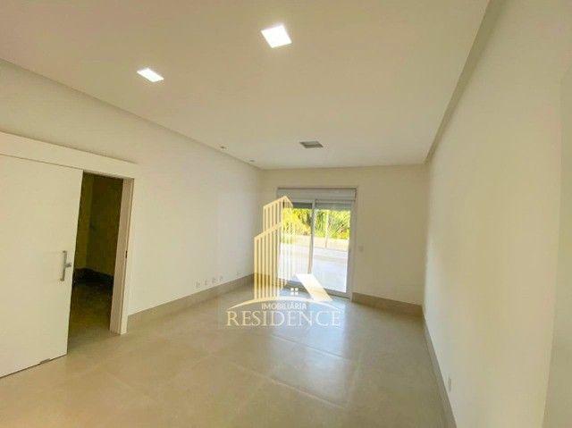 Casa de Luxo Alphaville 1 - Cuiabá - ótima localização no condomínio.  - Foto 6