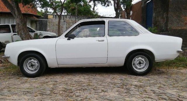 Chevette 1979 com motor AP 2.0 injetado MI, em ótimo estado. - Foto 3