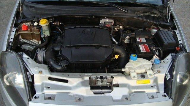 PUNTO 2011/2011 1.8 SPORTING 16V FLEX 4P AUTOMATIZADO - Foto 8
