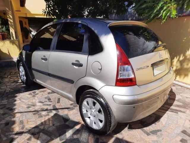 Carro Citroen C3 GLX 1.4 Ano 2012/2012 73.272 KM Rodados Super Conservado!!! - Foto 6