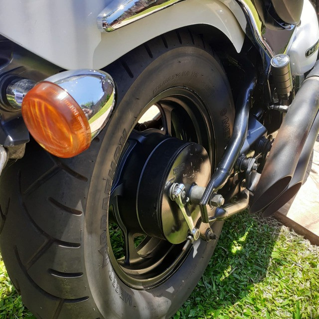 Moto Suzuki Boulevard 2009 - Foto 14
