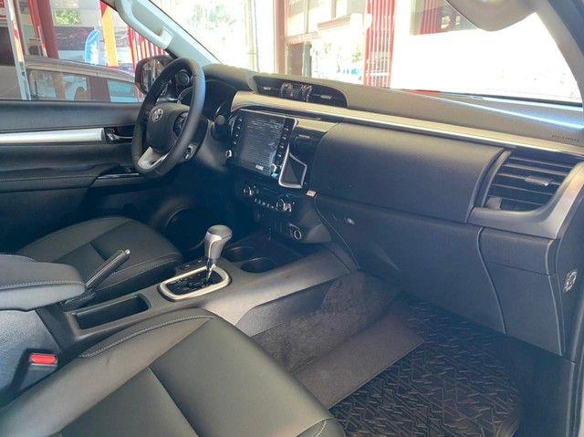 Toyota Hilux Cabine Dupla SRV 2.7 CD 4x2 (Flex) (Aut) - Foto 9