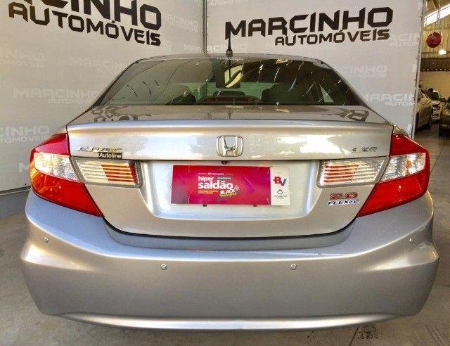 """Civic Sedan LXR 2.0 Flexone 16V Aut. """"Carro Impecável-Pneus Novos"""" - Foto 5"""