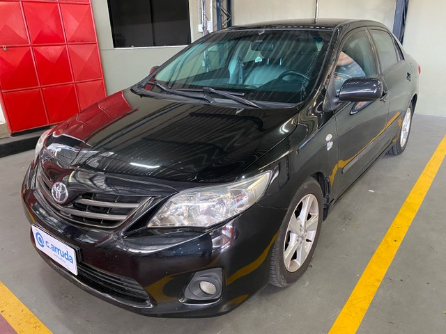 Toyota Corola Gli 2013 - Blindado - Automático  - Foto 2