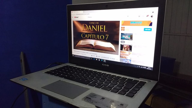 Notebook cce, processador i3, 4gb mem, 320 gb hd, entrada hdmi - Foto 3