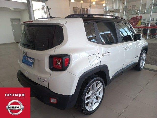 Jeep Renegade Limited Automático 2019 Branco - Foto 6