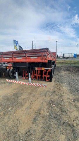 MB Atego 2425/2008 Truck Carroceria em ótimo estado!!! - Foto 6