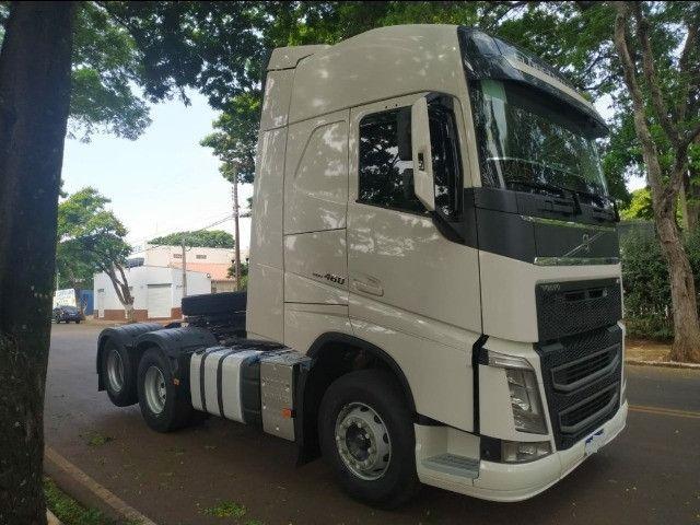 Scania g380 g420 volvo 440 460 r380 man iveco mb carretas - Foto 7