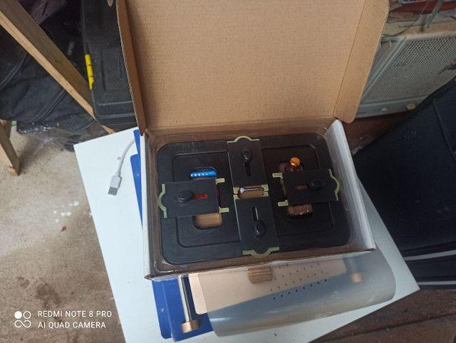 Separadora De Lcd  Sucçao Yaxun  / Yx 941 110v + molde  kaidi k-1218 - Foto 4