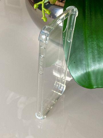 Capinha case transparente para iphone x - Foto 3