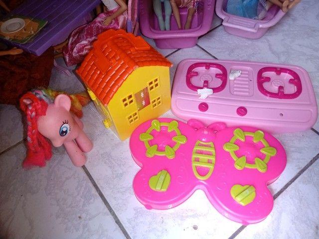 Super lote da Barbie - Foto 5