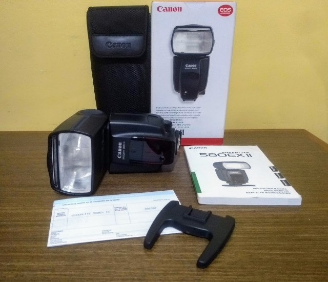 Flash Canon 580 EX II - Foto 3
