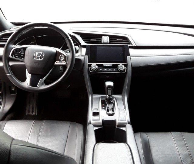 Honda Civic EXL 2.0 Preto - Foto 6