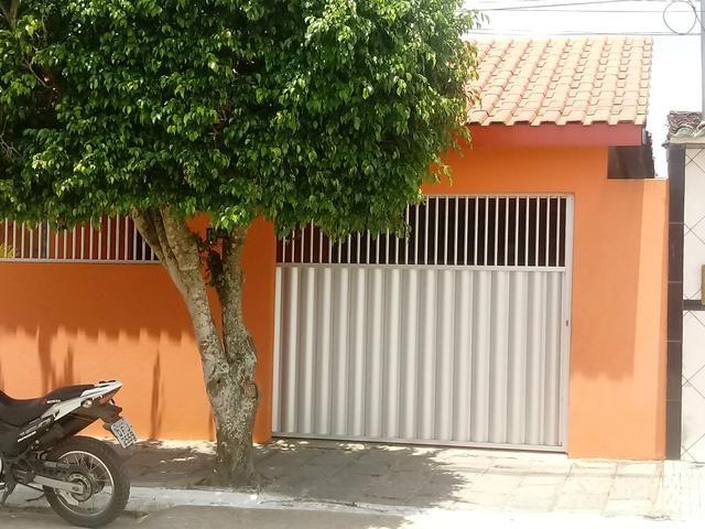 Casa no Centro de Solânea / 150 mil (Venda ou Troca)
