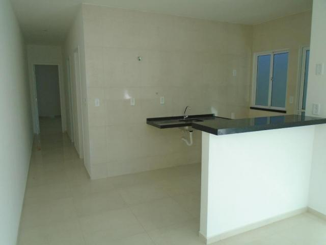 Casas em eusébio, próximo do shopping open mall 200 metros da c e 0 40 - Foto 5