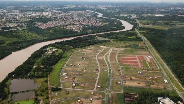 Agio lote QD 32 Parque das Aguas Várzea Grande - Foto 3