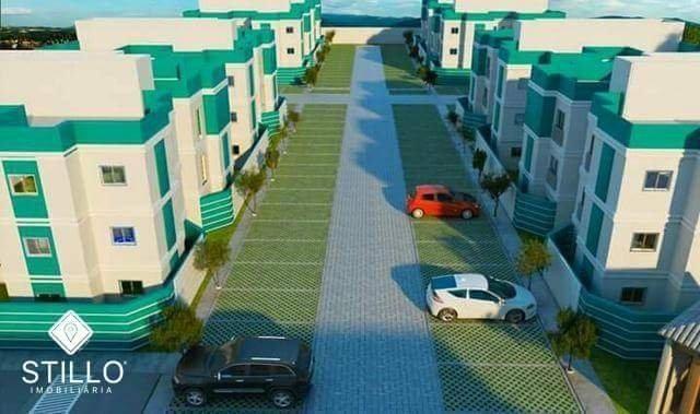 Condomínio de Apartamentos Vila Bela Residencial - Foto 2