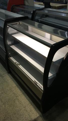 Balcão refrigerado para frios e Laticinios tamanho 1,75m- 1 ano garantia - Foto 3