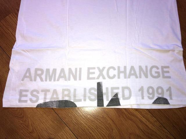 Camiseta Armani Exchange Masculina - tamanho G nova e Original - Foto 4