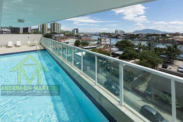 Apartamento à venda com 2 dormitórios em Santa luíza, Vitória cod:6024 - Foto 2