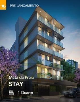 Apartamento à venda com 1 dormitórios em Mata da praia, Vitória cod:8305
