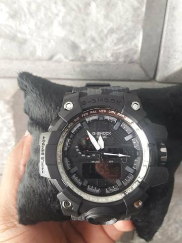 e9df1b4b479 Casio G Shock MudMaster Novo na Caixa - Bijouterias