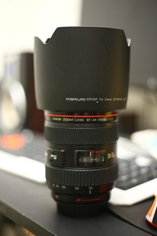 Canon 24 70 2.8