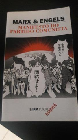 L&PM Pocket Manga Manifesto do Partido Comunista