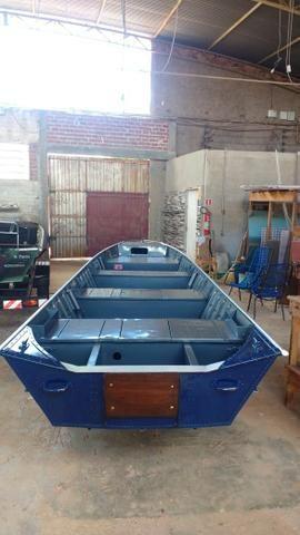 Barco de alumínio - Foto 8