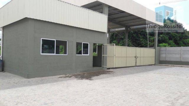 Galpão para alugar, 2550 m² por R$ 25.414/mês - Suape - Ipojuca/PE - Foto 8