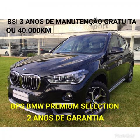 BMW X1 2019/2019 2.0 16V TURBO ACTIVEFLEX SDRIVE20I X-LINE 4P AUTOMÁTICO