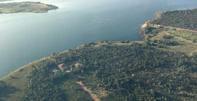 Chácara no Lago de Manso C/ Casa Beira de Rio e Piscina - Foto 7