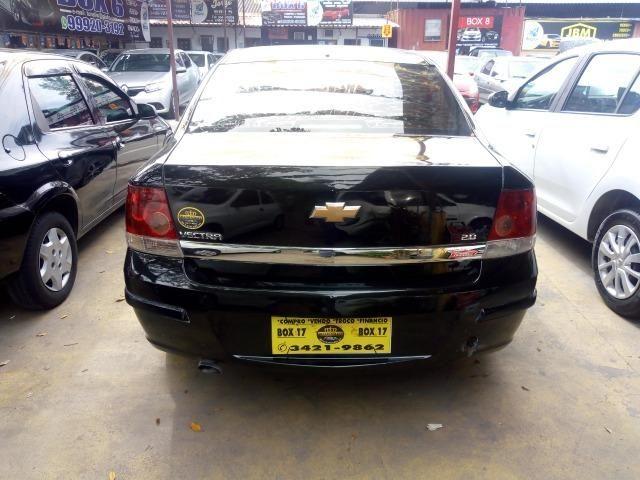 Chevrolet Vectra 2010 c/gnv entr.4.000 + 48 x fixas no CDC 708,00 - Foto 4