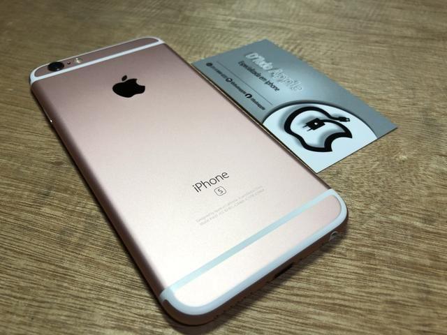 Iphone 6s 32gb sem detalhe 8xR$158 no cartão - Foto 3