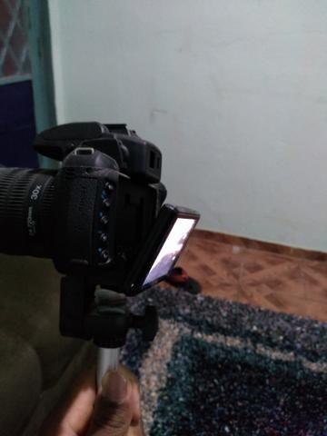 Câmera fotográfica e filmadora fugifilm