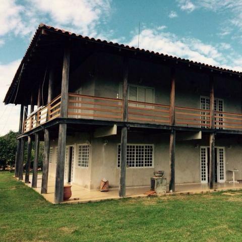 Chácara no Lago de Manso C/ Casa Beira de Rio e Piscina - Foto 13