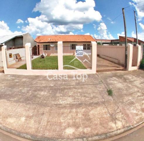 Casa à venda com 3 dormitórios em Cara-cara, Ponta grossa cod:1741