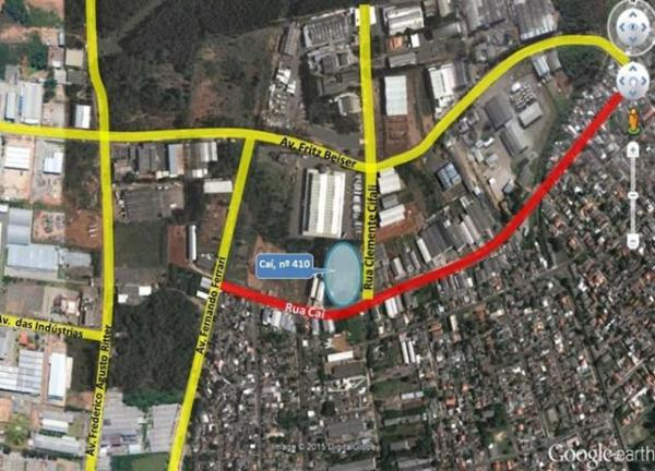 Galpão/depósito/armazém para alugar em , cod:I-002308 - Foto 10