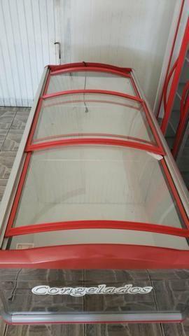 Freezer Ilha 3 portas - Foto 4