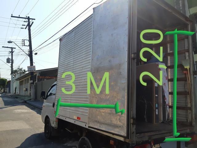 Vendo bau HR 2010 2011 . faco frete tambem - Foto 3